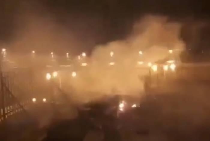 Incêndio em mesquita em Jerusalém foi contido rapidamente