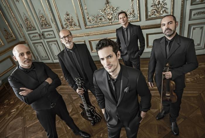 Quinteto Astor Piazzolla se apresentará no Rio no dia 20 de abril