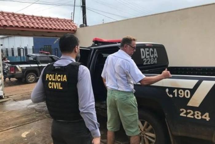 Fazendeiro Regivaldo Pereira Galvão condenado por ser mandante de assassinato de irmã Dorothy é preso em Altamira, no Paraná