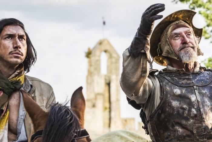 Cena do filme 'O Homem que Matou Dom Quixote'