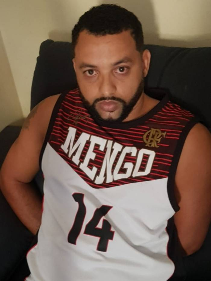 Davidson Santos Melo de Araújo foi preso nesta quarta-feira