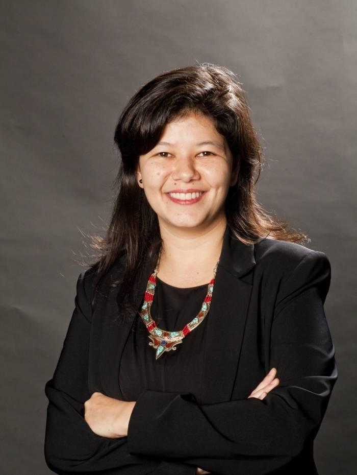 Lilian Matsuura, editora do anuário