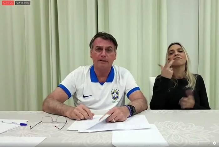 Bolsonaro chamou Lei Rouanet de 'desgraça'