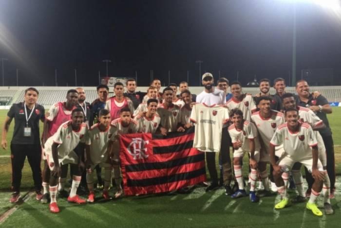 Flamengo é campeão mundial sub-16 pelo segundo ano seguido