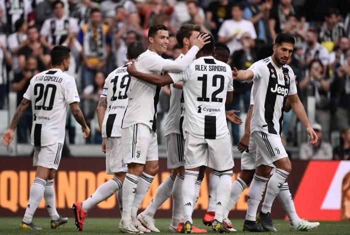 Juventus conquistou mais um título