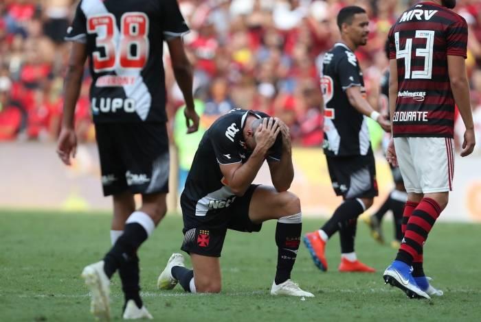 O Vasco jogou no Maracanã, pela última vez, na final do Campeonato Carioca