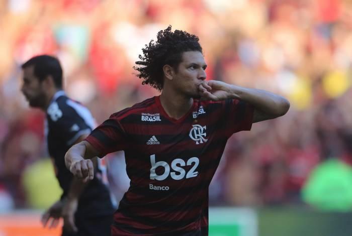 Final Campeonato Carioca - Flamengo  x Vasco no Maracanã. Foto: Daniel Castelo Branco / Agência O Dia