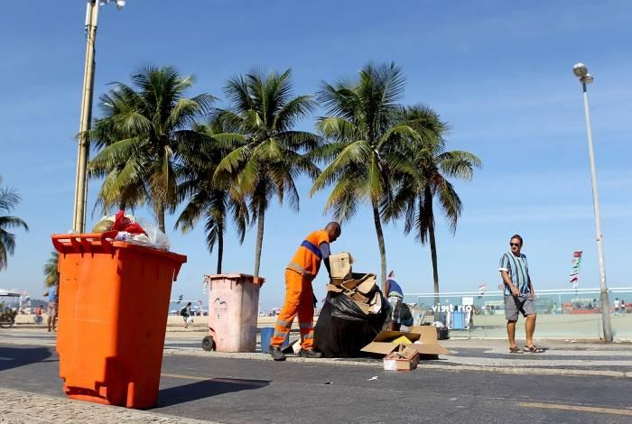 Garis querem um reajuste de 10% no salário e também no vale alimentação. A Prefeitura do Rio oferece 3,73% de aumento