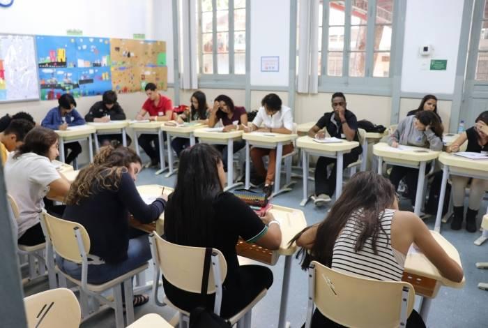 Durante o projeto, alunos vão aprender a gerenciar uma empresa