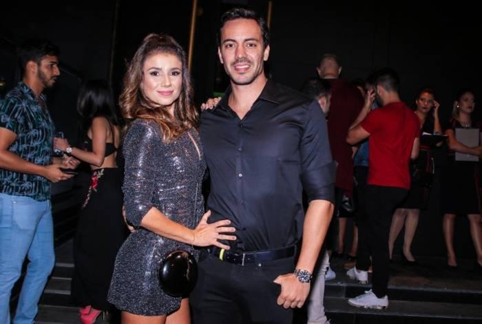 Paula Fernandes e Gustavo Lyra não estão mais juntos