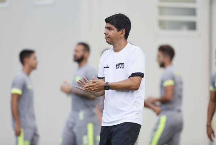 Marcos Valadares recebeu chance de ouro e quer aproveitá-la