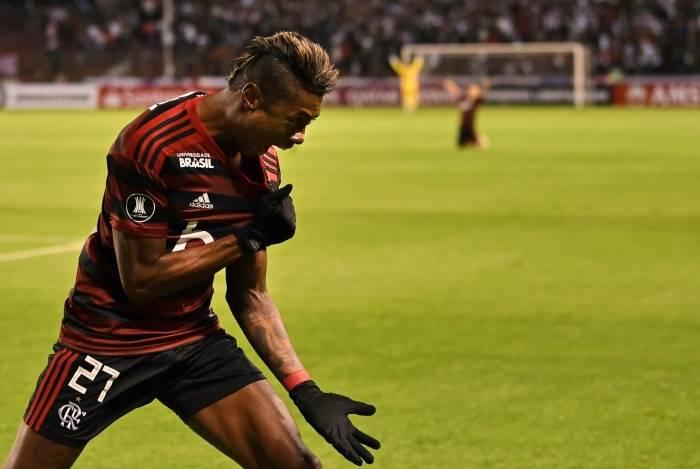 Flamengo perdeu em Quito