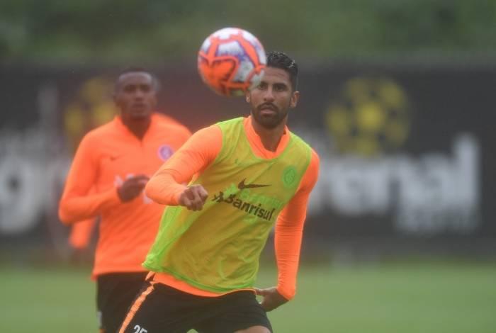 O colombiano Tréllez vem tendo poucas oportunidades no Internacional
