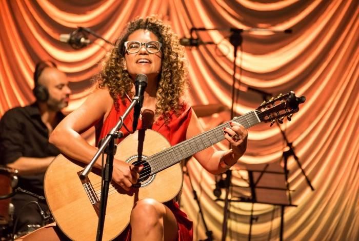 A cantora Zanna: