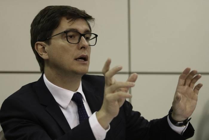 Secretário de Trabalho do Ministério da Economia, Bruno Dalcolmo