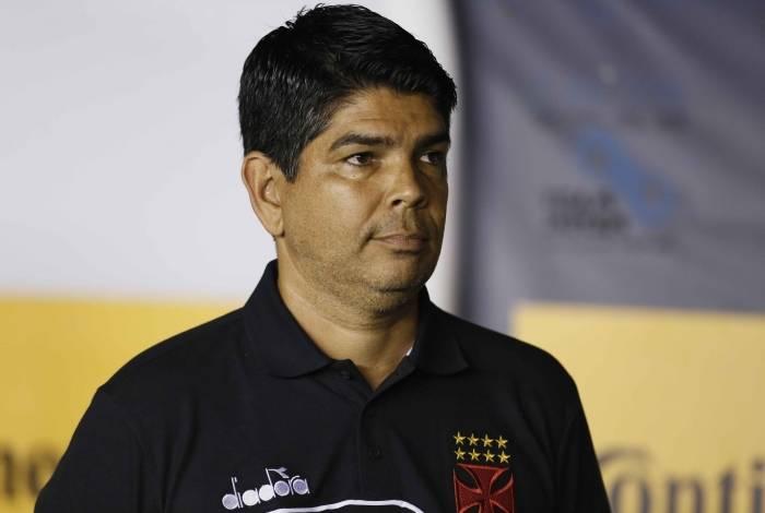 Marcos Valadares ganhou pontos com a estreia com vitória à frente do Vasco