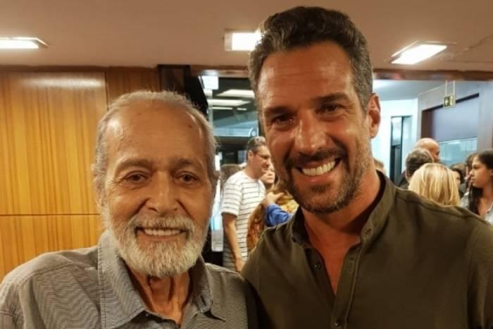 Gracindo Jr e Carlos Bonow