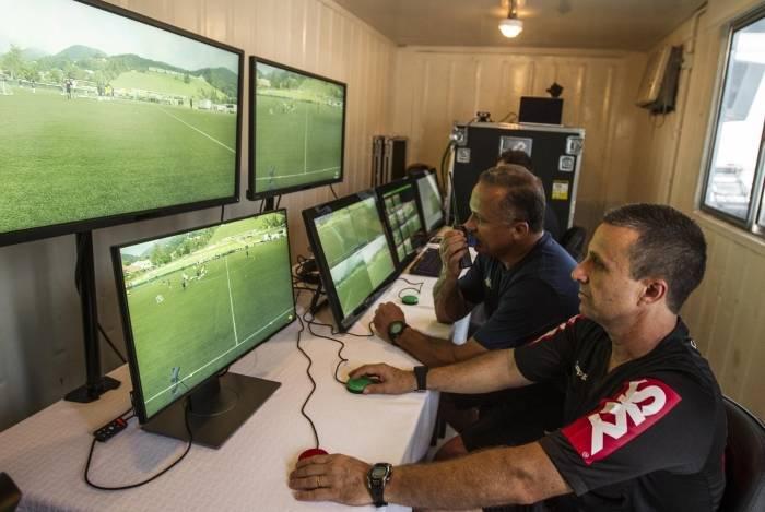 VAR será utilizado durante todo o Brasileirão