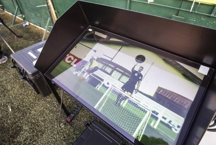 O VAR vai ser usado nos 380 jogos do Campeonato Brasileiro de 2019
