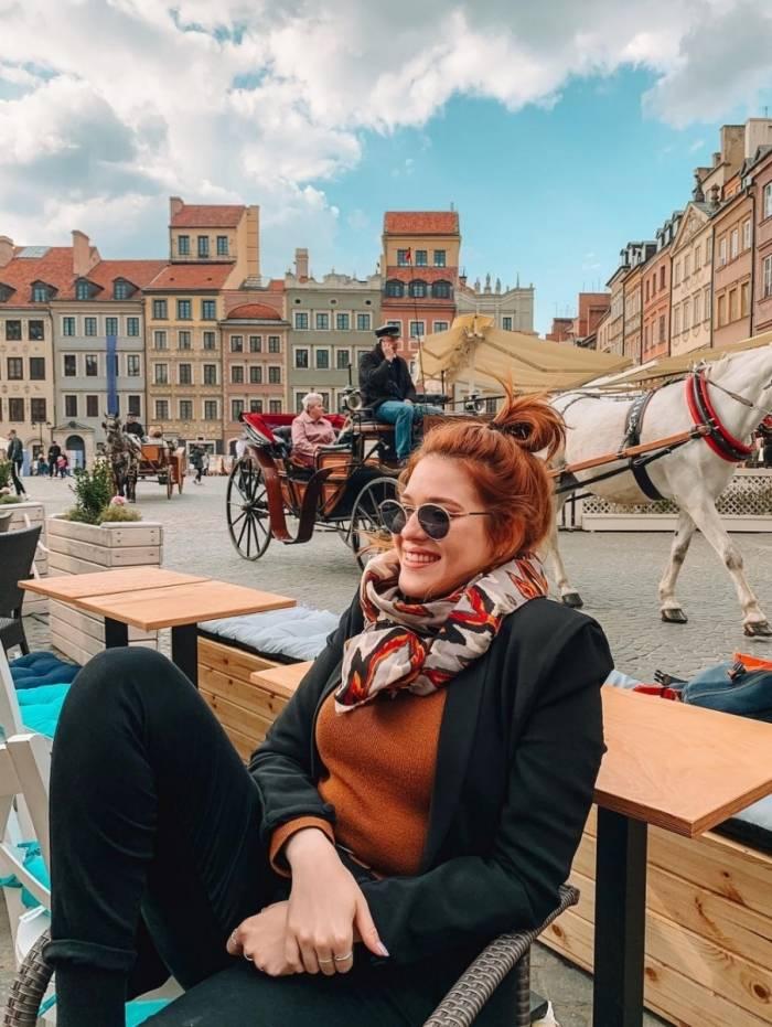 Ex-BBB Ana Clara em viagem pela Europa
