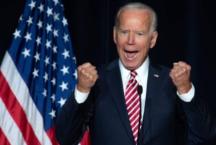 Joe Biden já foi senador e vice-presidente dos EUA