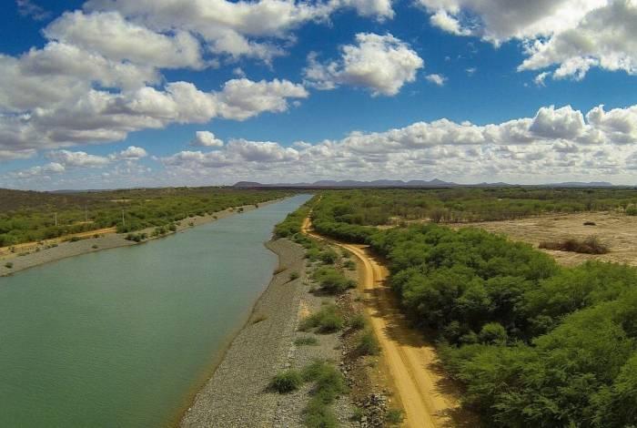 Obras de transposição do Rio São Francisco foram autorizadas