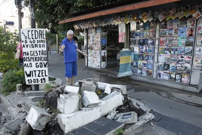 Sinvejor afirmou sobre as bancas de jornais serem comércio essencial