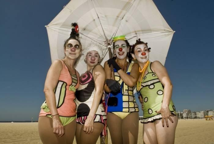 Grupo de palhaças 'As Marias da Graça' terá canal no YouTube