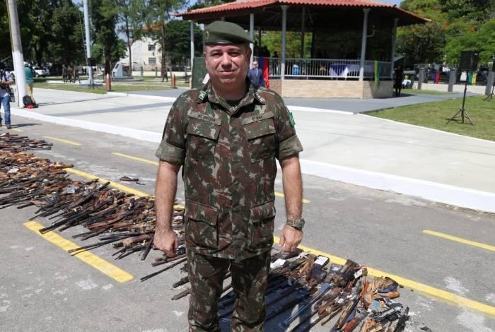 Tenente-coronel Alexandre de Almeida