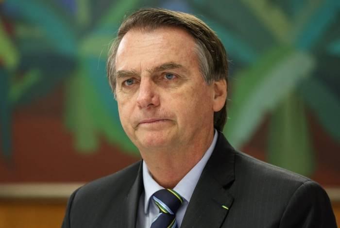 Presidente Jair Bolsonaro falou sobre o IR