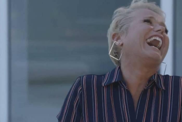 Xuxa em bate-papo com Luana Piovani