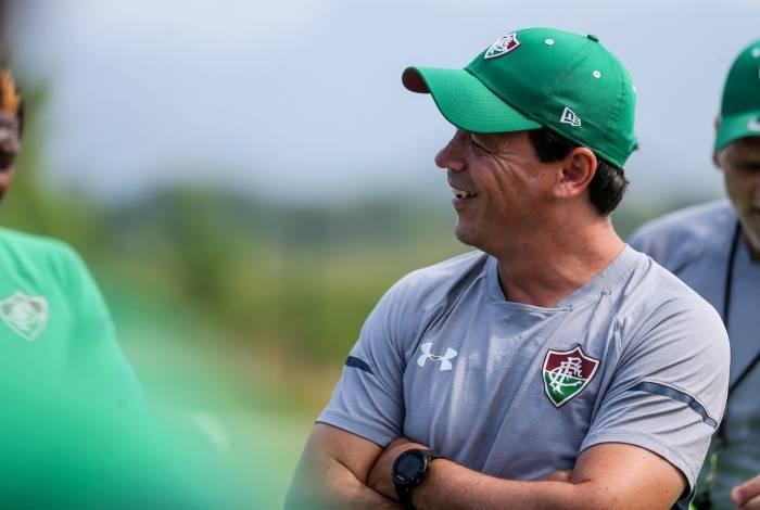 Fernando Diniz terá missão de melhorar desempenho do Fluminense