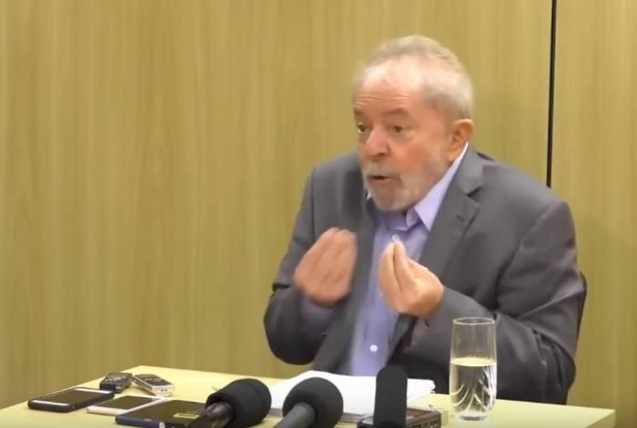 Ex-presidente disse que tem 'uma obsessão': desmascarar Moro e Dellagnol