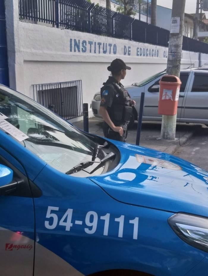 A Polícia Militar informou que reforçou o policiamento no bairro