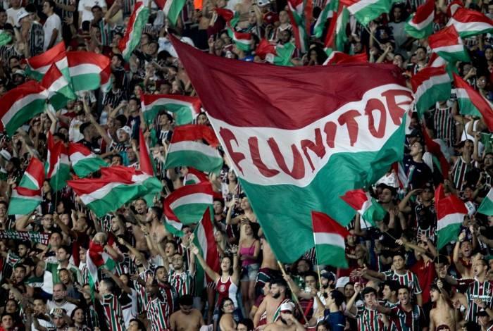 Fluminense joga no Maracanã contra o Corinthians