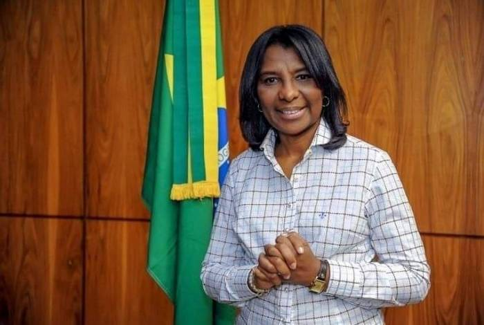 A deputada Rosângela Gomes, do PRB, não quer ser secretária