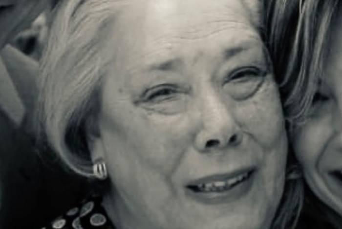 William Bonner lamentou a morte da mãe, Maria Luiza Bonemer, nas redes sociais