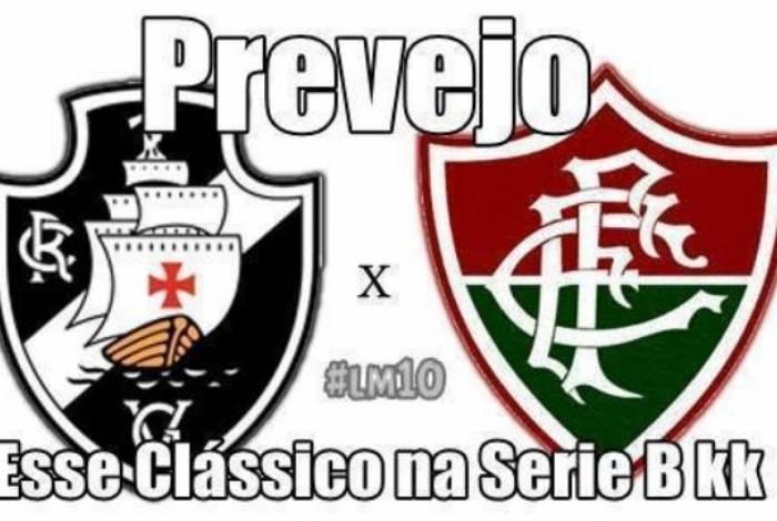 Vasco e Fluminense começaram mal o Brasileiro