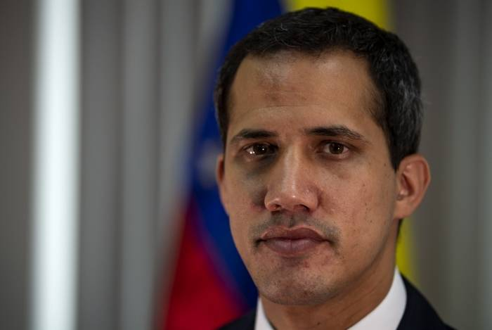 Líder da oposição na Venezuela, Juan Guaidó