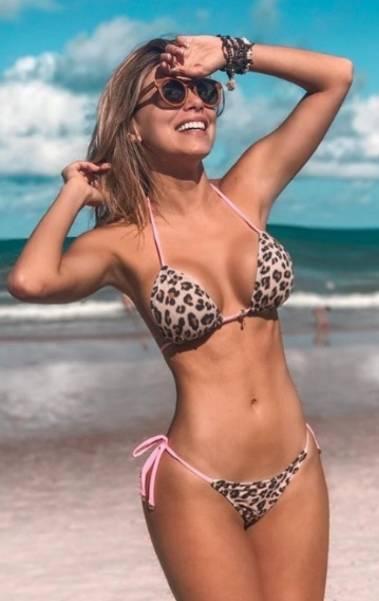 Erika Schneider tem 27 anos