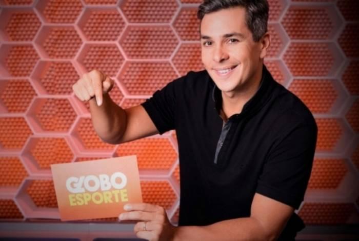 Ivan Moré deixou o comando do Globo Esporte de São Paulo