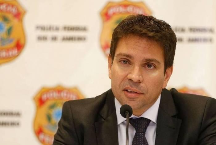 Alexandre Ramagem atuou na segurança de Bolsonaro durante a campanha presidencial