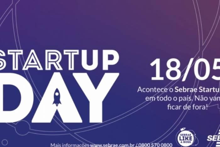 Sebrae Startup Day será no dia 18 de maio, no Rio de Janeiro