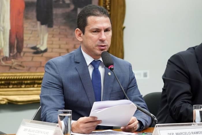 Deputado Marcelo Ramos (PR-AM), presidente da Comissão Especial que analisa a reforma da Previdência na Câmara