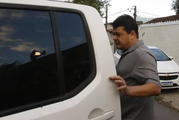 Dedinho (foto) teria recebido apoio, em eleição na Câmara, de Betinho, a quem pretendia matar
