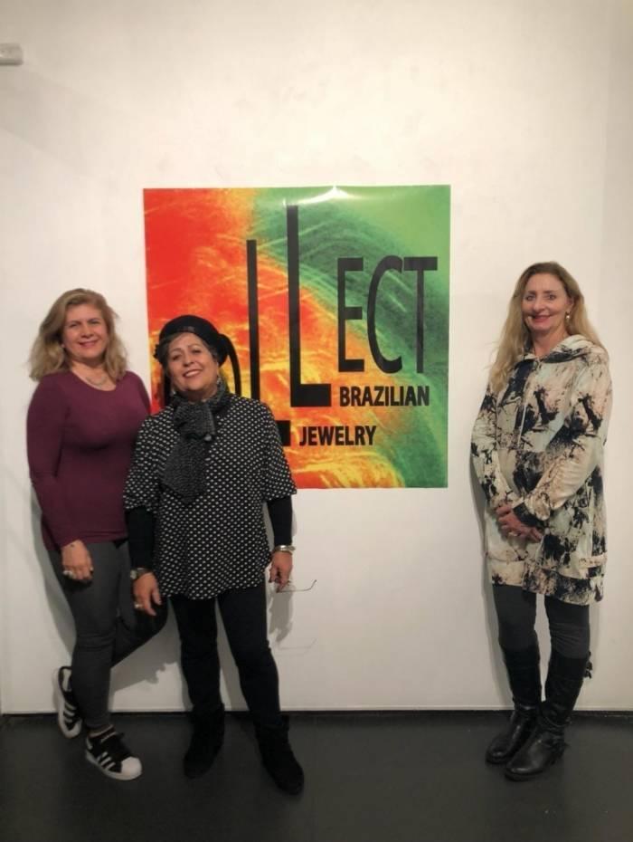 Telma, Berta e Maria Antonia: aposta no mercado externo para crescer