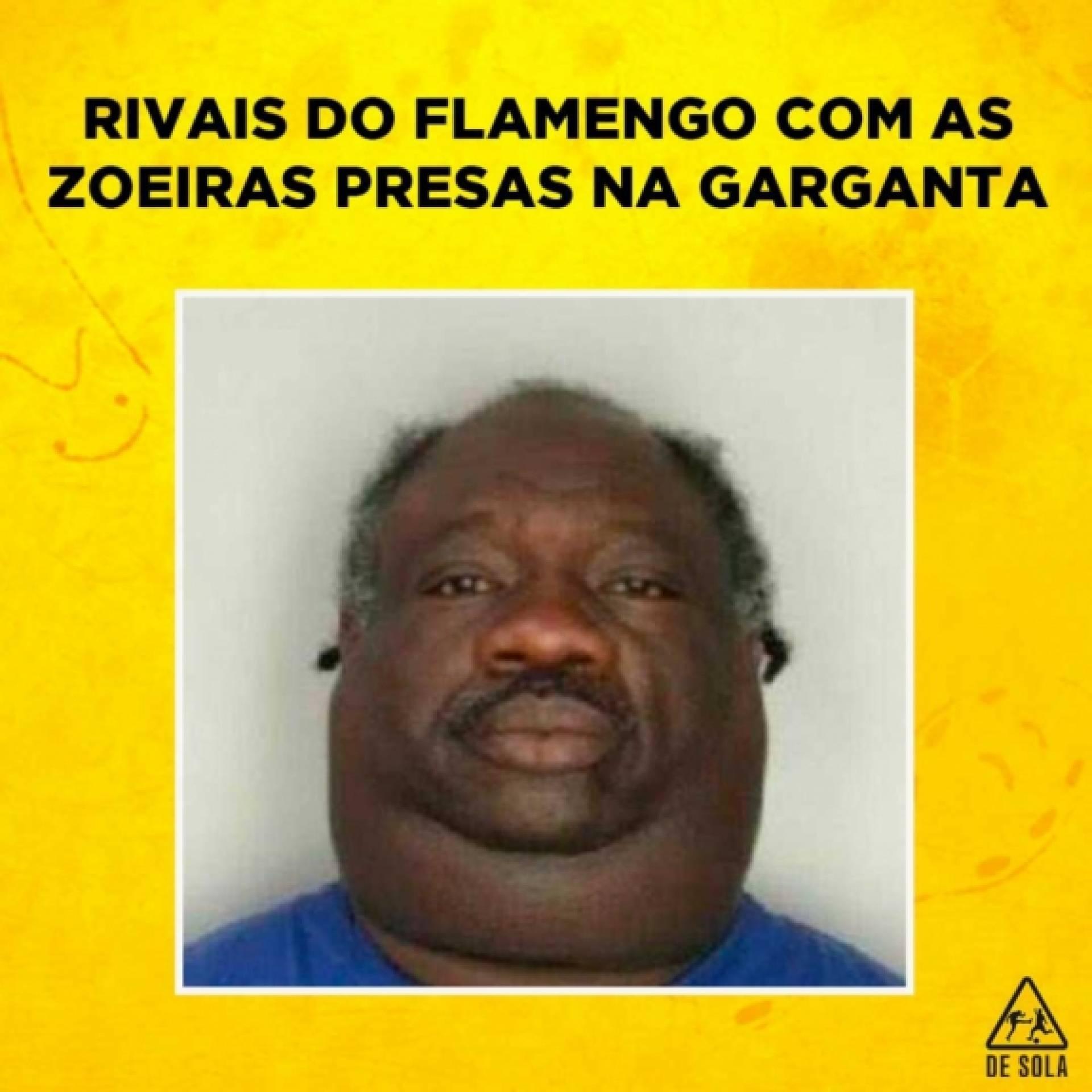 Memes Flamengo Busca Classificação Na Libertadores E