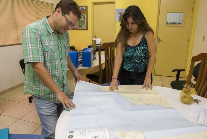 Estudos científicos acontecem em quatro reservas ecológicas do município