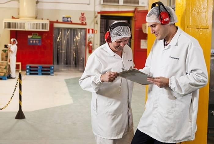Na PepsiCo, estudantes poderão trabalhar em áreas como Operações e Pesquisa & Desenvolvimento