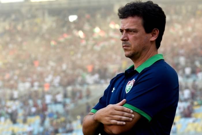 Fernando Diniz vem fazendo um trabalho de destaque no comando do Fluminense